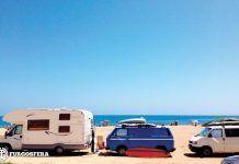 Cabo de Gata en furgoneta camper