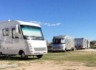 Parking camper de Cullera