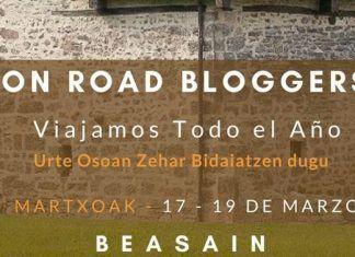 Encuentro #OnRoadBloggers