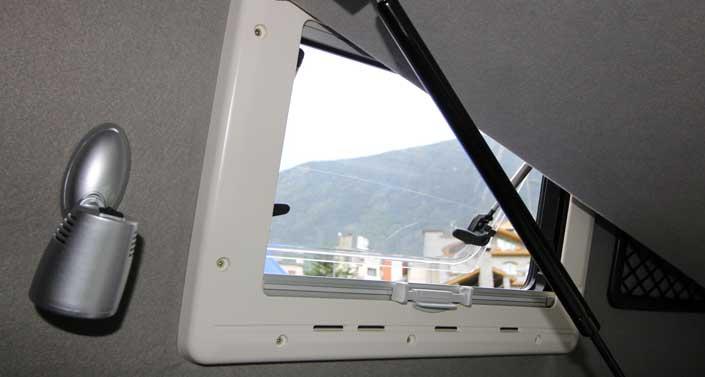 Camperización de Mercedes Sprinter 4x4