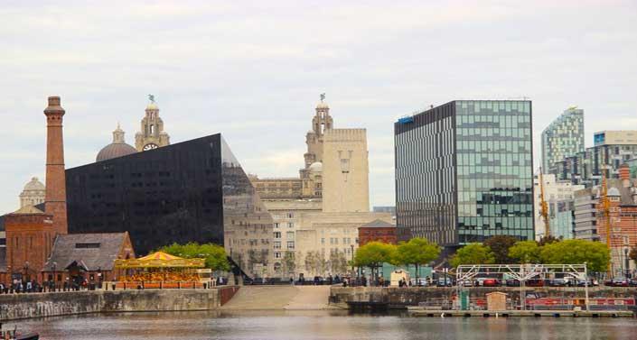 Liverpool en furgo