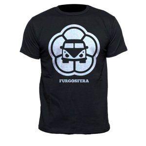Camiseta Furgosfera PrimaveraVan