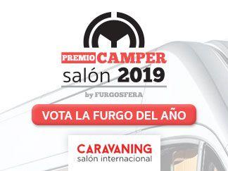 Premio Camper Salón 2019