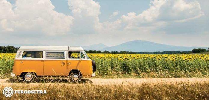 Aragón en furgoneta camper