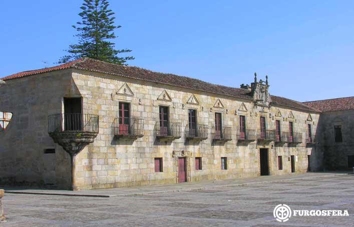 Cambados, Galicia en furgoneta