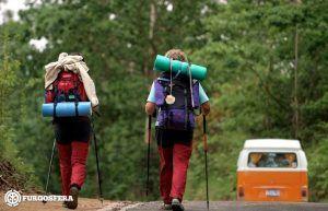 Santiago de Compostela: Peregrinar en furgoneta