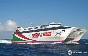 Ferry Tánger-Tarifa