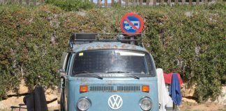 multas por viajar en furgo