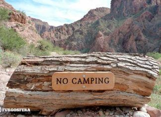 ¿Es legal la acampada libre en España?