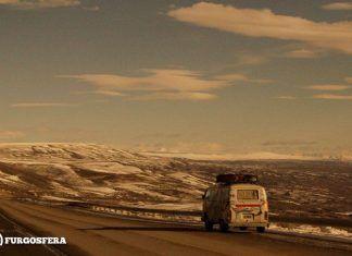 Argentina: Ruta 40 en furgoneta