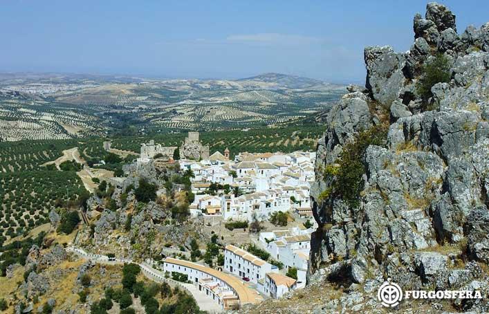 6 pueblos andaluces más bonitos del mundo