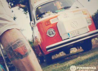 tatuajes de furgos