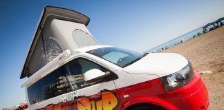 camperización VW T5 Black EDition