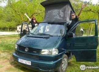 viajar en furgoneta