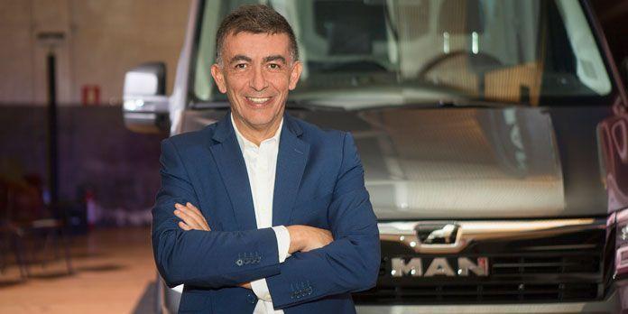 Luis Izquierdo - Director Comercial Man Iberia
