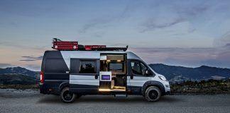 Fiat Ducato base camper