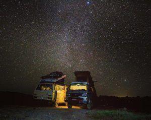 viajar en furgo para dormir mejor