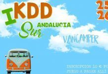 I Kedada Andalucía Sur