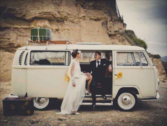 furgos de boda