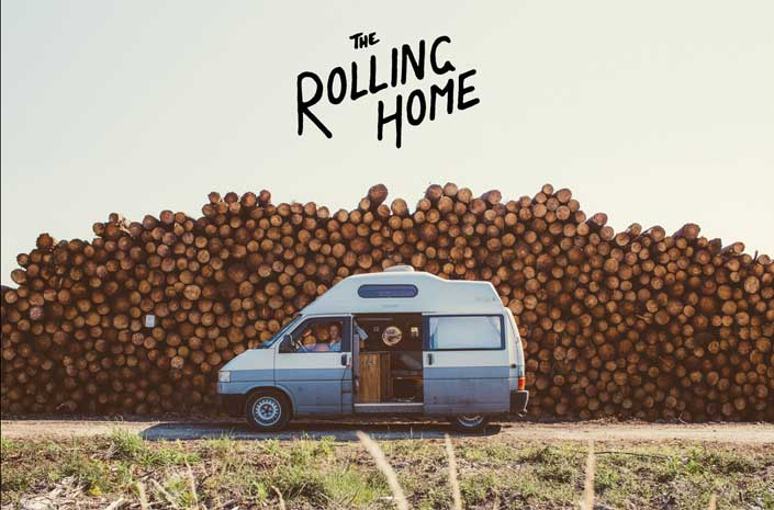 the rolling home
