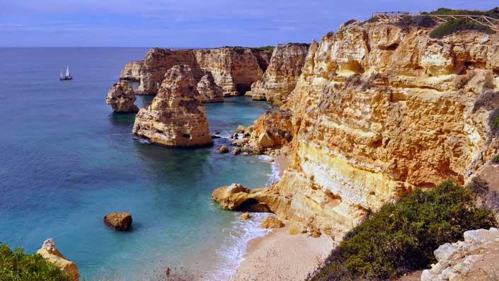 El Algarve en furgoneta