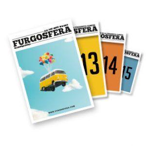 Suscripción Furgosfera verano #F12