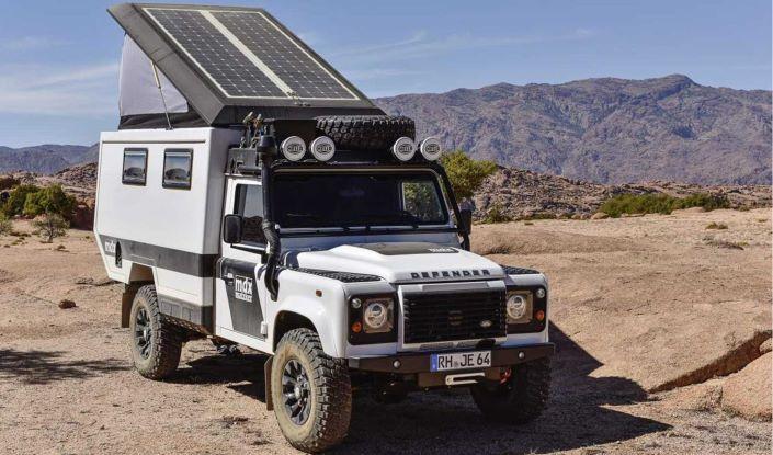 Rover Defender MDX by Matzker