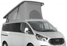 Camper híbrida Globevan de Dethleffs