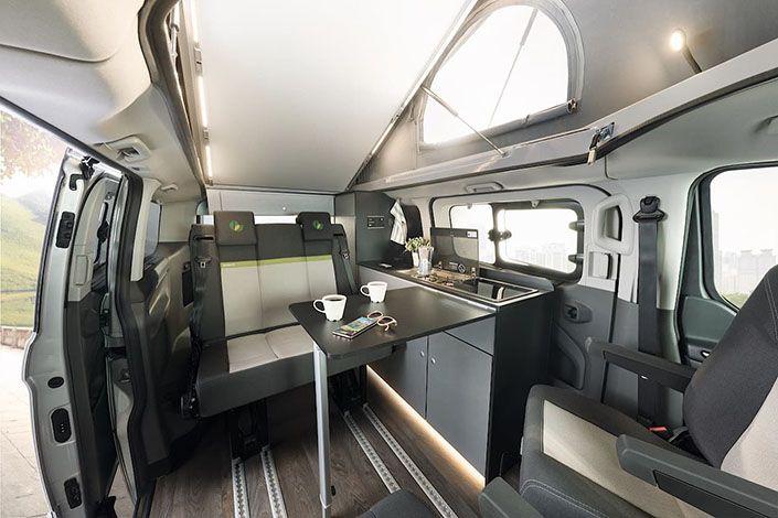 Globevan eHybrid