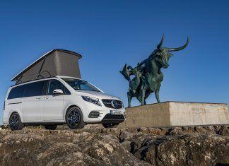 Mercedes-Benz Vanns presenta Marco Polo