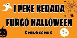 Kedada furgo Halloween
