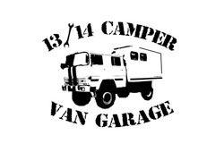 13 14 Camper Van Garage
