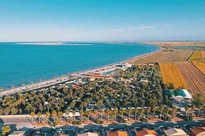Visita el delta el Ebro en otoño