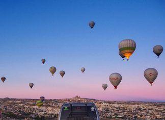 Guía para viajar a Turquía en furgo