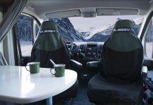 Cómo proteger los asientos de la furgo
