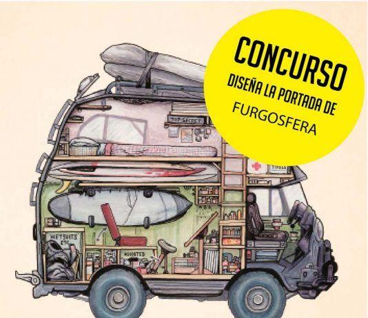Diseña la portada de Furgosfera