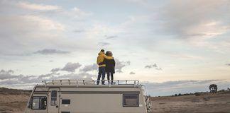 Viajar en furgo para salvar pueblos en peligro de extinción