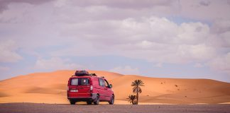 Ven a Marruecos en furgoneta