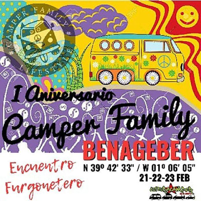 kdd aniversario camper family