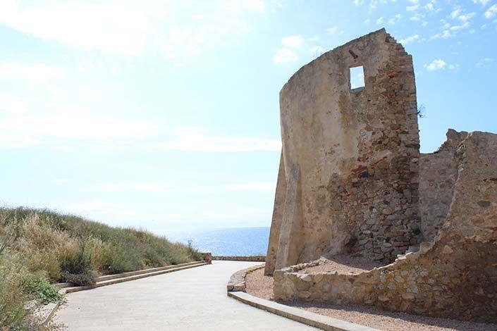 Siguiendo la estela de Barbarroja por la Costa Brava