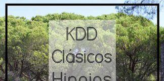 Cartel de la kdd clásicos Hinojos