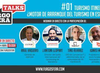 Webinar: Turismo itinerante, ¿motor de arranque del turismo en España?