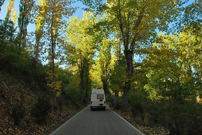 Lugares para visitar en España. La sierra de Cazorla