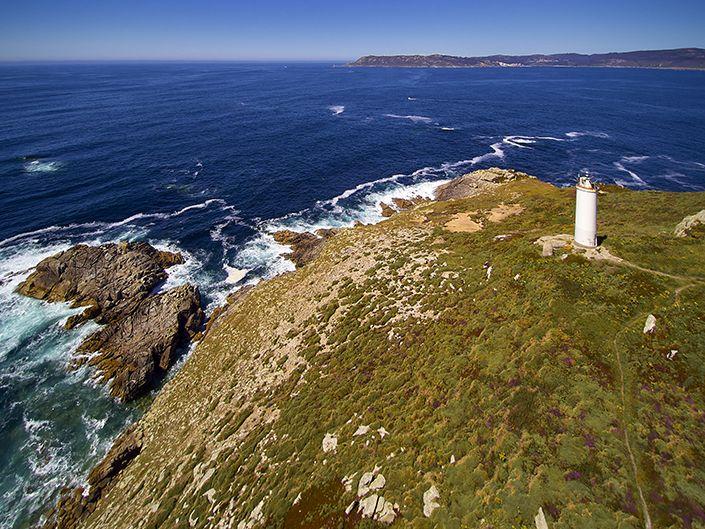A Costa da Morte, uno de los  destinos gallegos por excelencia