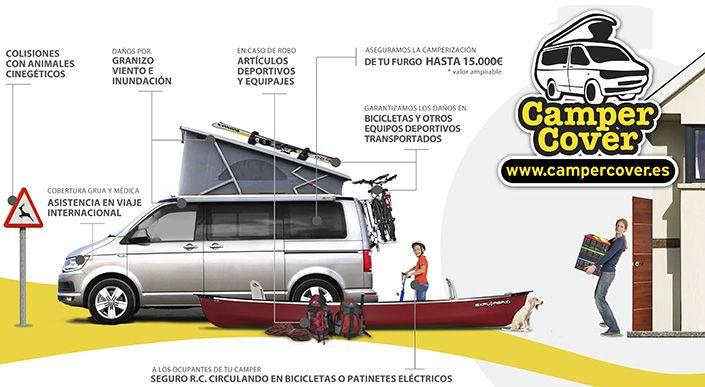 la mejor cobertura para tu furgoneta camper