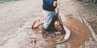 viajar a través de la mirada infantil
