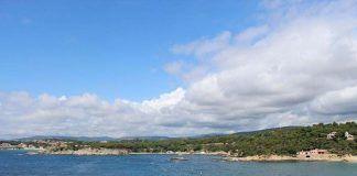 playas nudistas de la costa brava