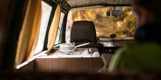 que llevar en tu despensa furgonetera