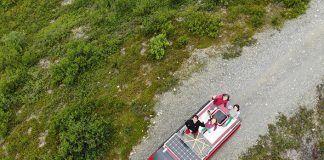 de Alaska a la Patagonia en furgo