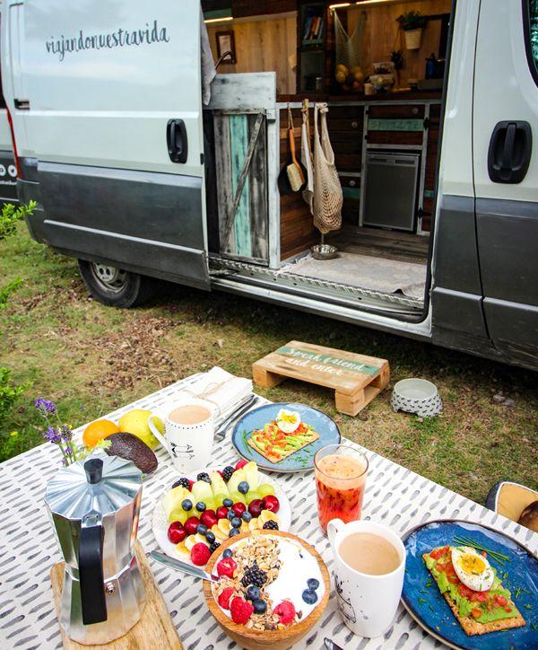 viajar en camper sostenible